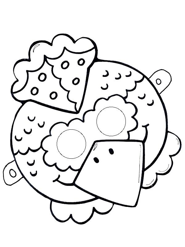 chicken-mask-tamplate « Preschool and Homeschool