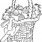 easter color by number activities (1) « Preschool and