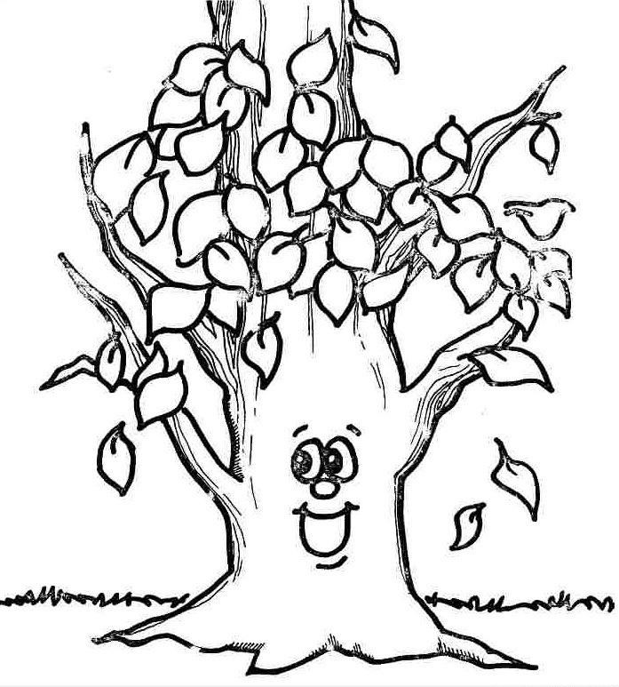fall-coloring-pages-3 « Preschool and Homeschool