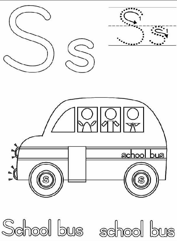 letter-s-handwriting-worksheets-for-preschool « Preschool