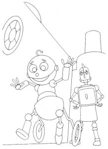 robot-coloring-pages-for-kids-15 « Preschool and Homeschool
