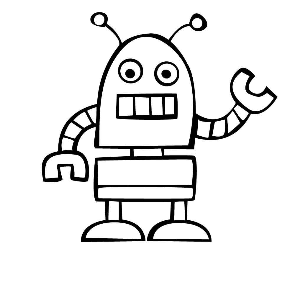 robot-coloring-pages-for-kids-2 « Preschool and Homeschool