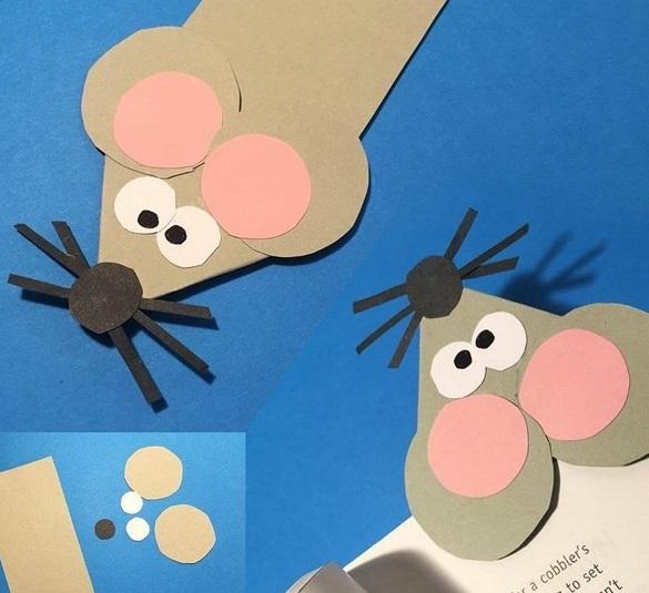 mouse craft preschool