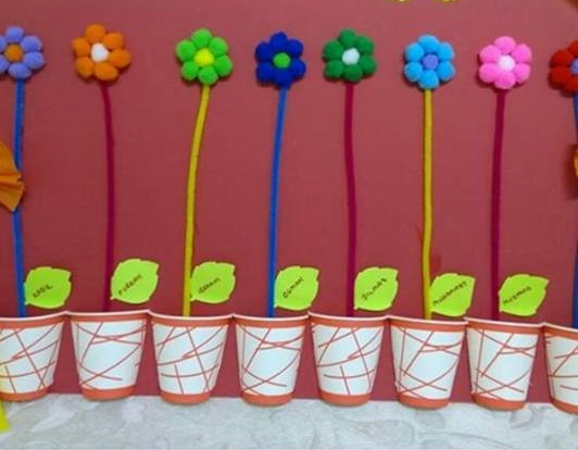 free paper flower making