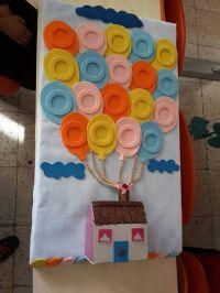 preschool creative door decoration idea (2)  Preschool ...