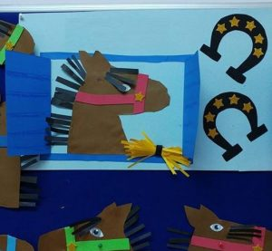 Horse Craft Idea For Kids Funny Crafts