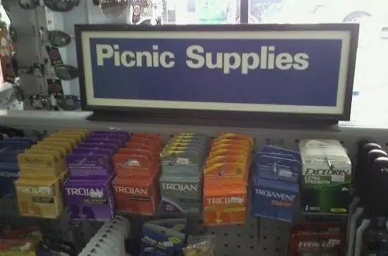 Must be a company picnic