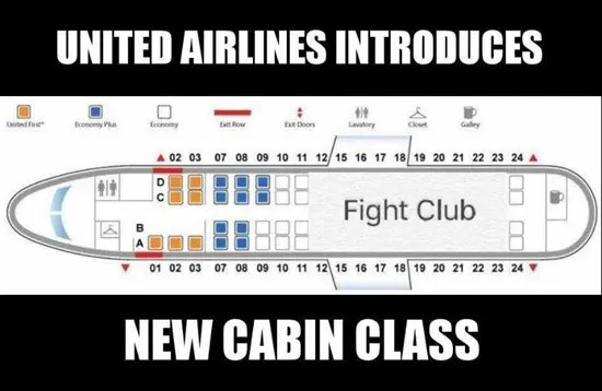 United Airlines introduces new cabin class