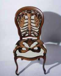 Funny Pictures  Man Made Chair