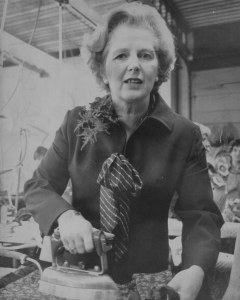 Another Iron Lady whose examples we do not need to follow...