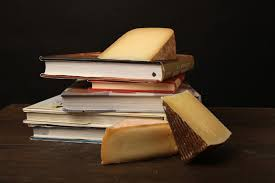 Too many books? Too much cheese?