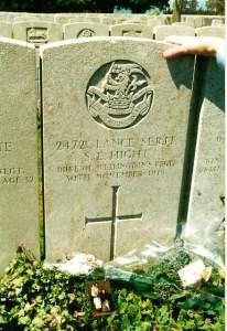 Samuel Hight's grave 1 sml