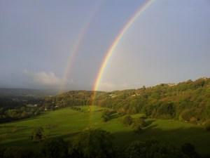 A BOGOF Rainbow