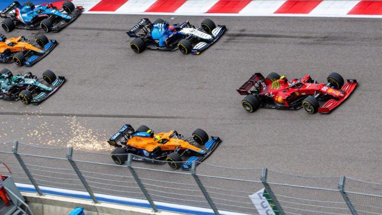 Le parole di Sainz sulla GP di Russia, molto positivo nel complesso, si apera per lui che per la Ferrari, che ha ottenuto un buon podio.