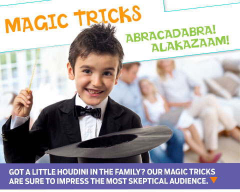 Magic Tricks: Funology