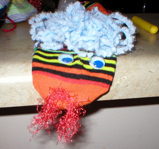 How To Make a Sock Puppet