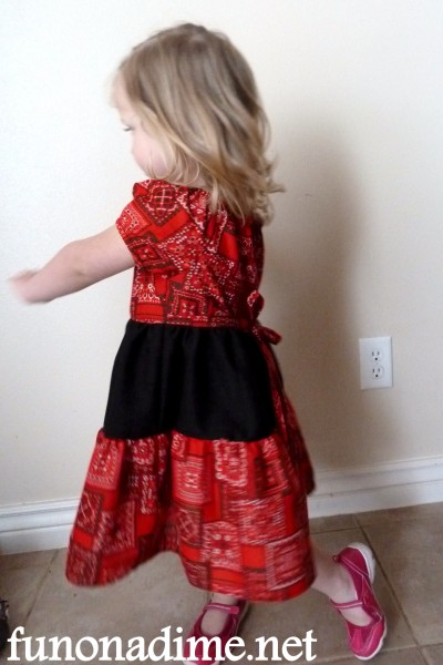 A New Dress and Friday Brag Fest 3/25
