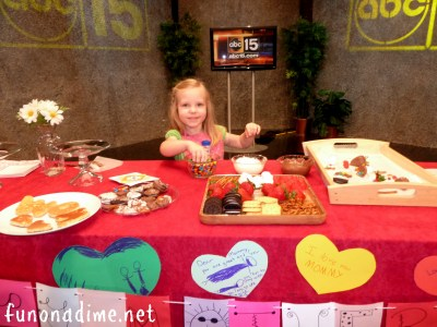 how to chocolate dip with kids