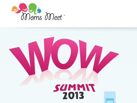 Green Moms Meet Wow Summit 2013 Ticket Giveaway