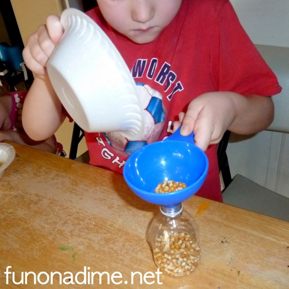 Homemade noise maker ideas