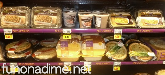 Fry's Holiday Meals Review