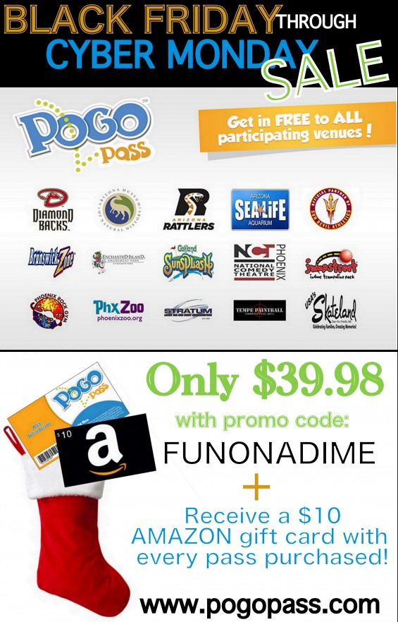 Pogo Pass Discount