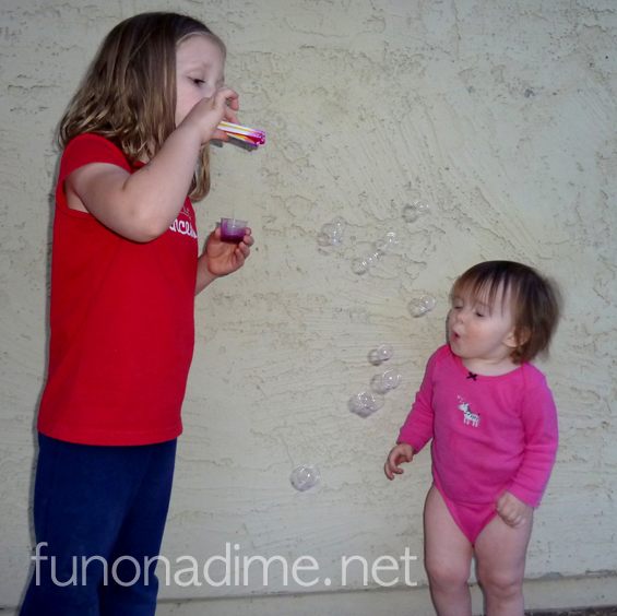 Homemade Bubble Blowers