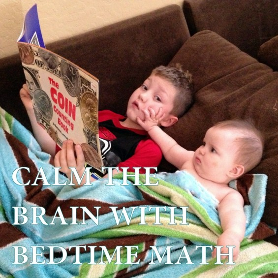 Bed Time Math Activities for kids