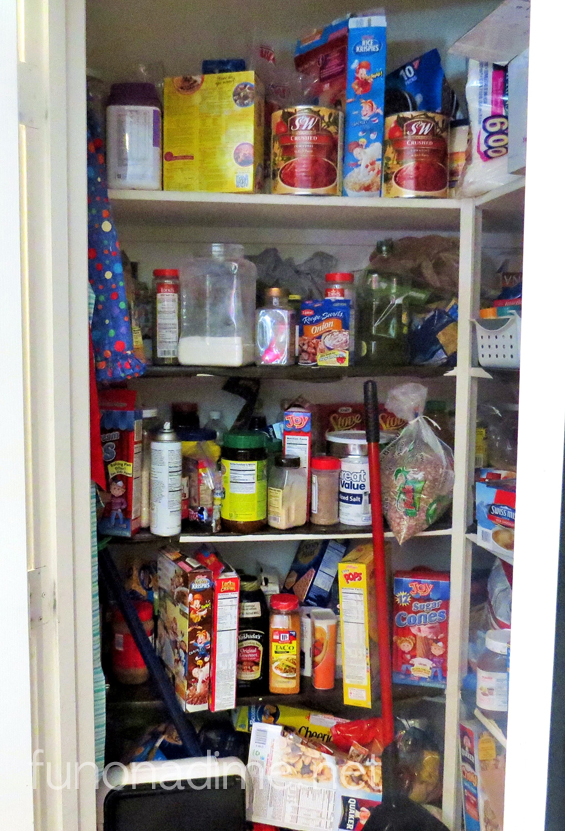 Best way to organize your pantry