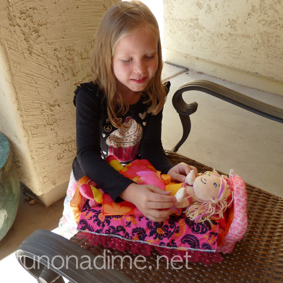 5 activities to play with a doll