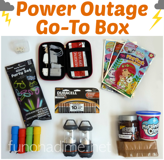 Power Outage kit