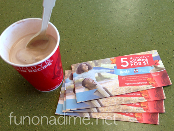Frostys For Families: A Great Deal Supporting A Great Cause