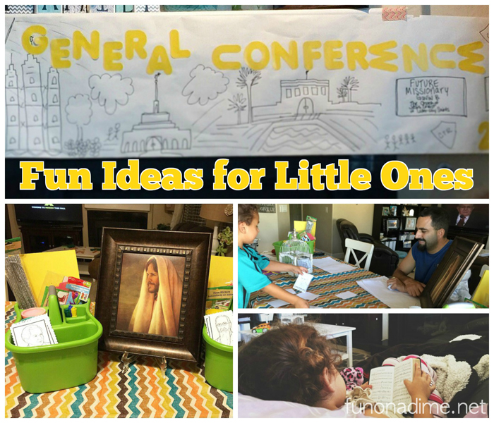 General Conference Ideas for Little Ones And Women's Conference Free Printable Quotes