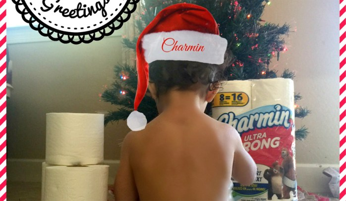 Behind the Busy-Charmin Ultra Soft