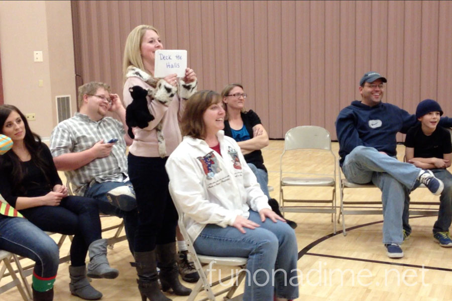 Reverse Charades - Fun Group Games