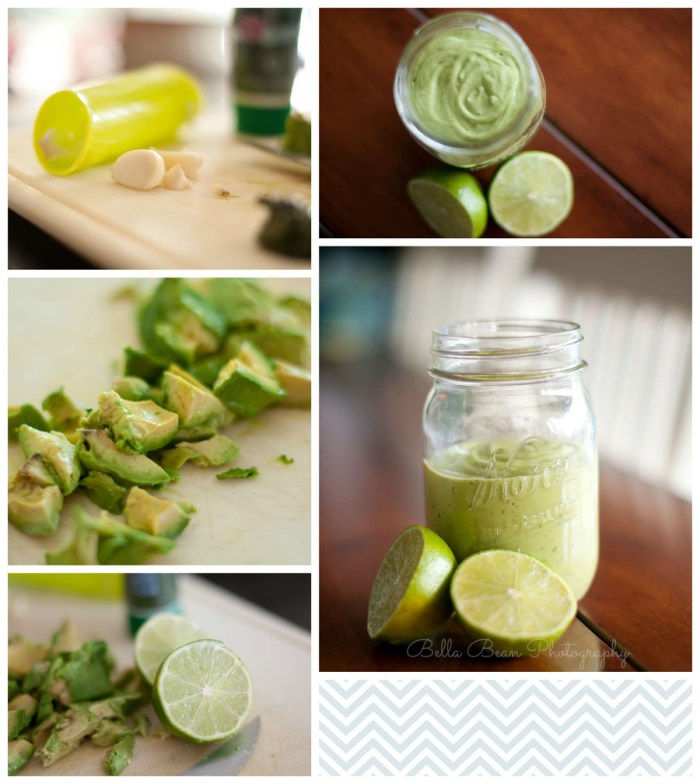 St. Patty's Paleo Dressing
