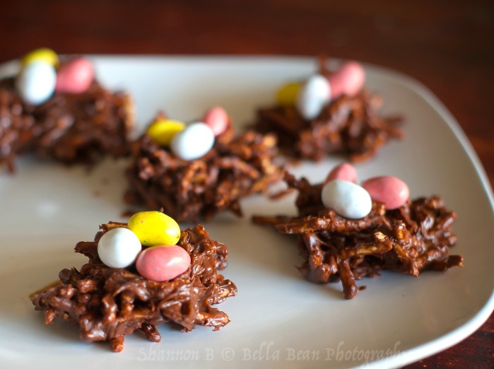 Easiest Easter Haystacks aka Bird Nests {Kid Favorite}