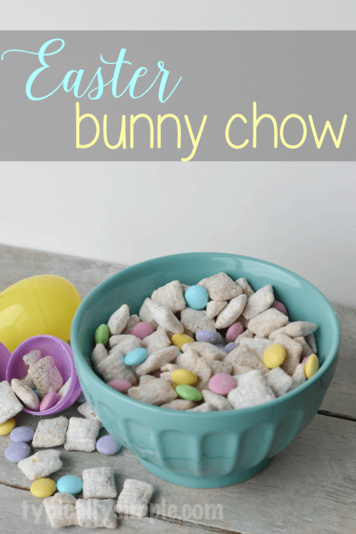 Easter Bunny Chow
