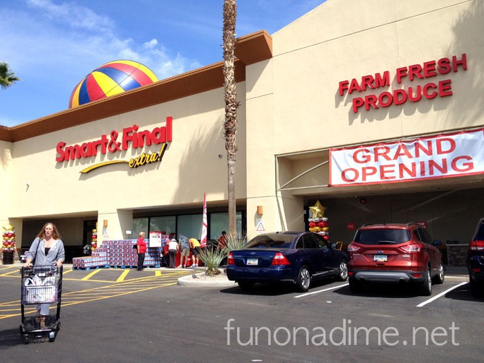 Bunny Tail Recipe and Smart and Final Grand Opening