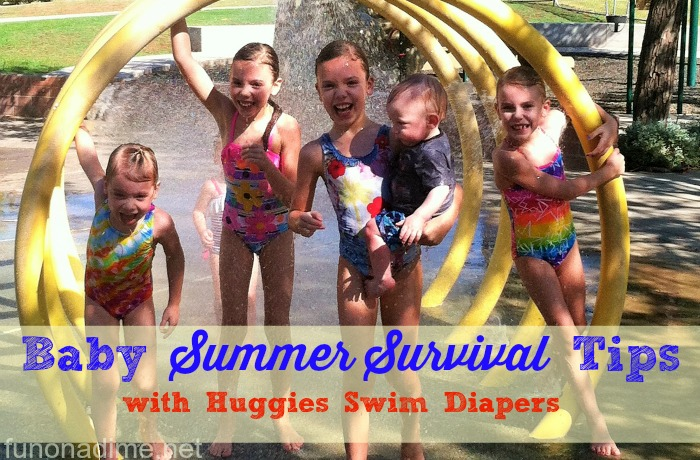 baby summer survival tips #cvshuggiesheroes #ad