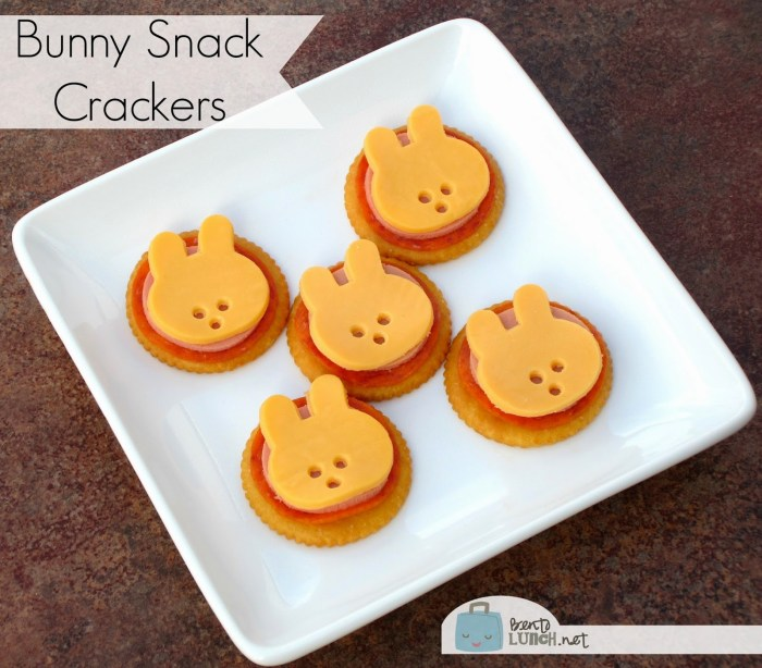 Bunny Snack Crackers