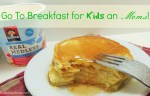 Go to Breakfast for Moms and Kids