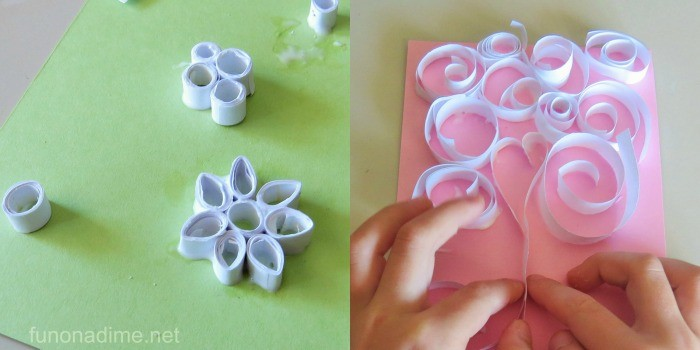 art for kids quilling