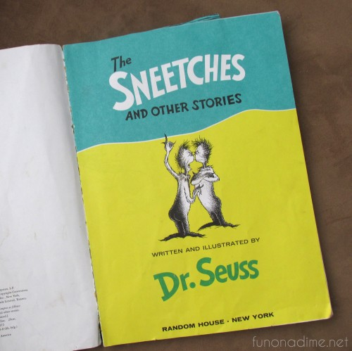 10 fave books - sneetches