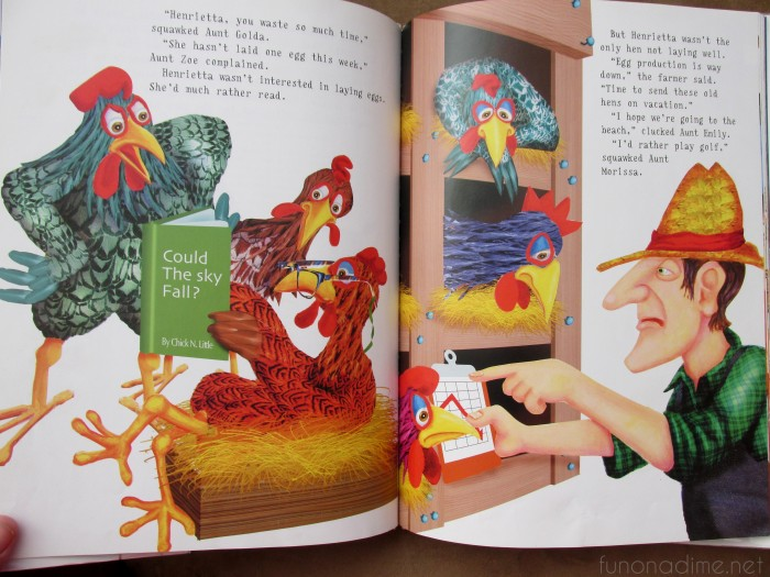 10 fave children's books - souperchicken
