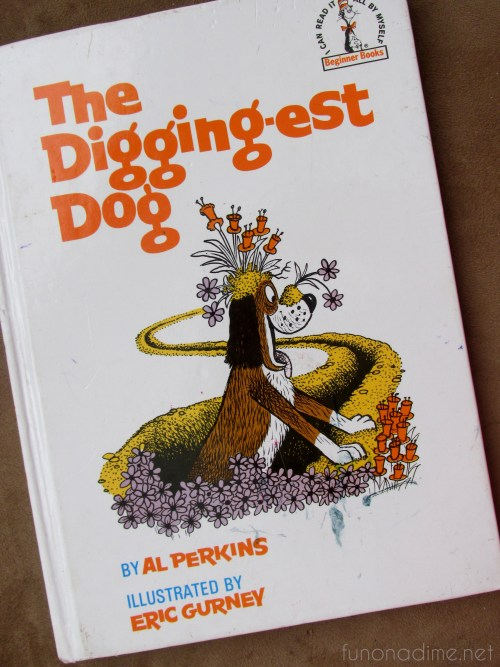 fave children's book - dog