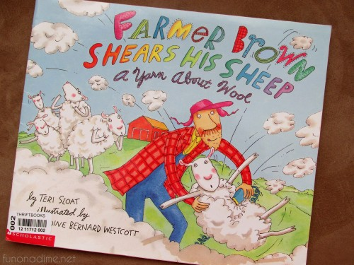 10 fave children's books - farmer brown