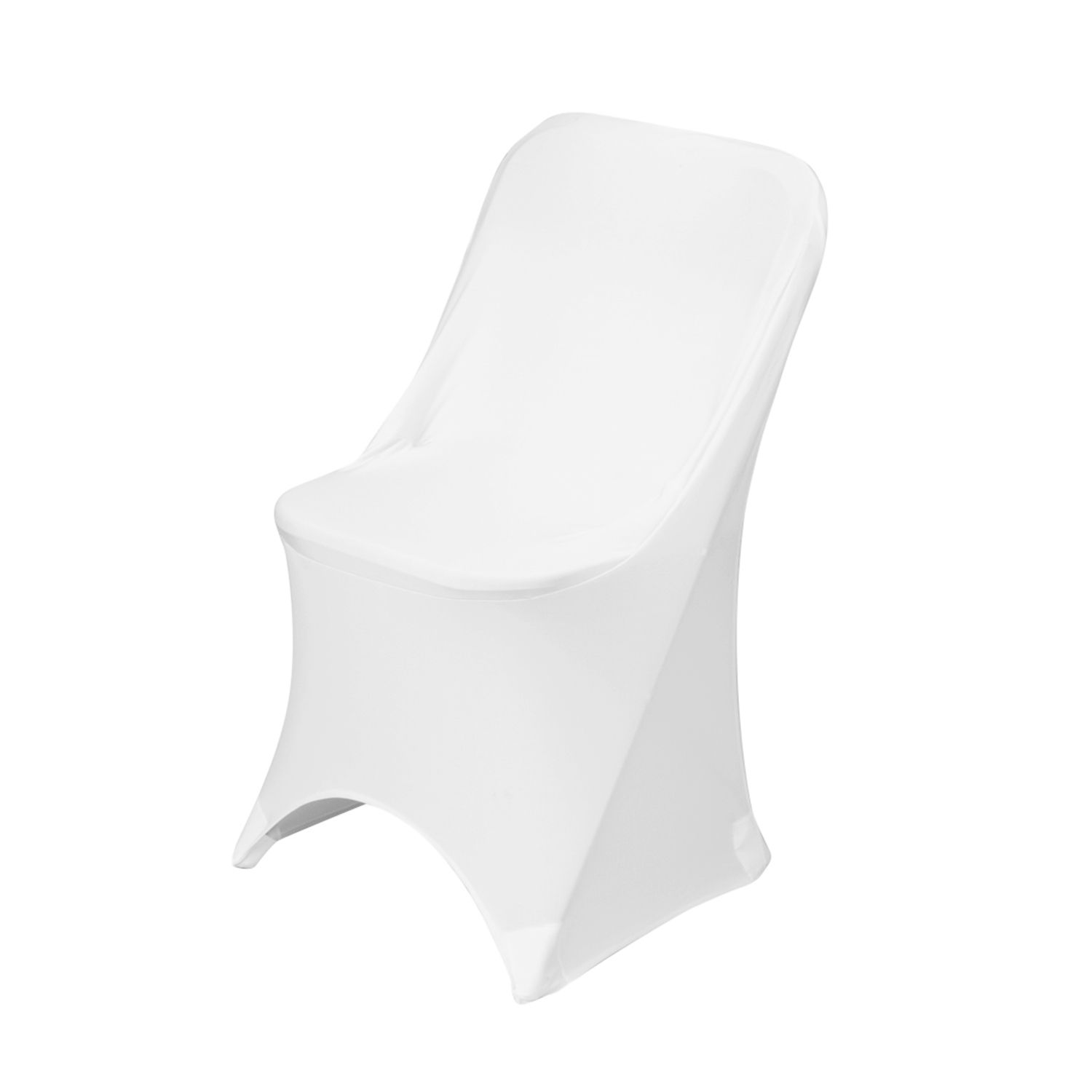 metal chair covers display stand cover rentals orlando fun party fl white folding spandex