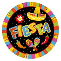 Mexican Fiesta themed party decorations