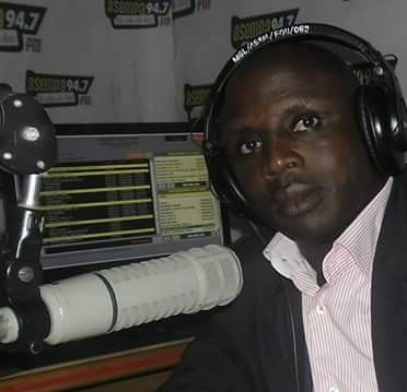 Akonta Joe At Asempa FM